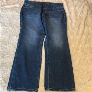 NWOT! Jag Jeans High Rise Straight Leg